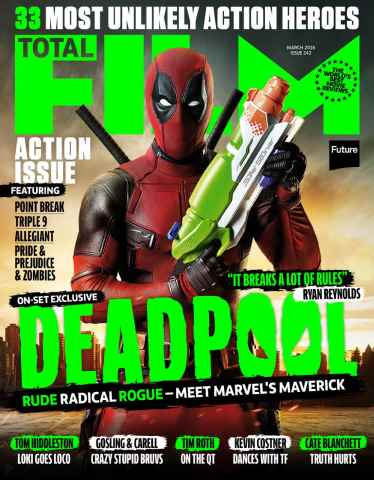 Total Film issue March 2016