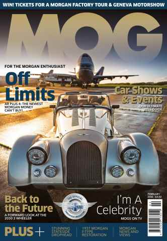 MOG Magazine issue Issue 47 - February 2016