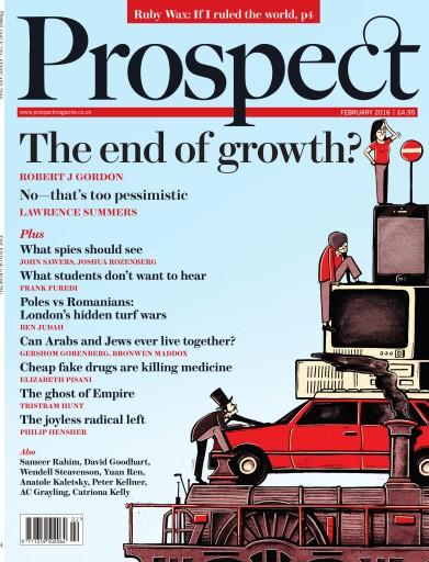 Prospect Magazine issue February 2016