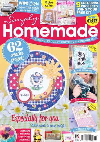 Simply Homemade issue 65
