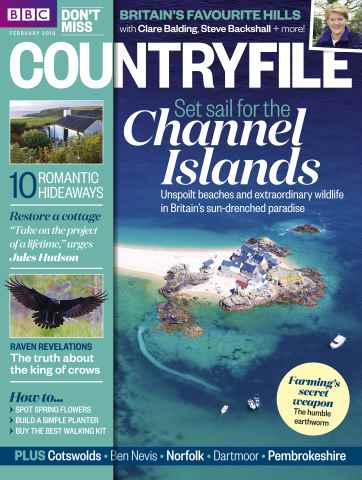 Countryfile Magazine issue February 2016