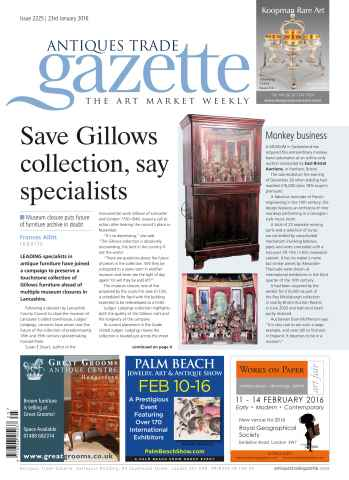 Antiques Trade Gazette issue 2225