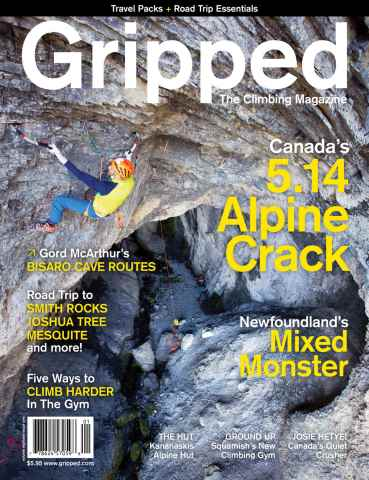 Gripped issue Volume 18 Issue 1