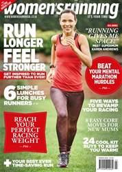 Women's Running issue March 2016