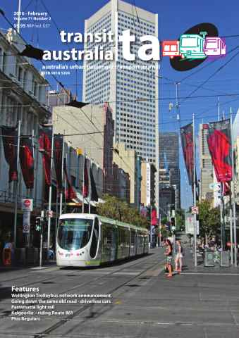Transit Australia issue Feb-16