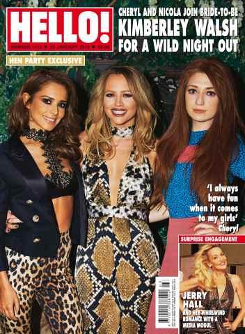 Hello! Magazine issue 1414