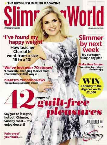 Slimming World issue March/April 2016