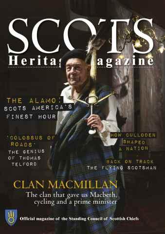 Scots Heritage Magazine issue January 2016