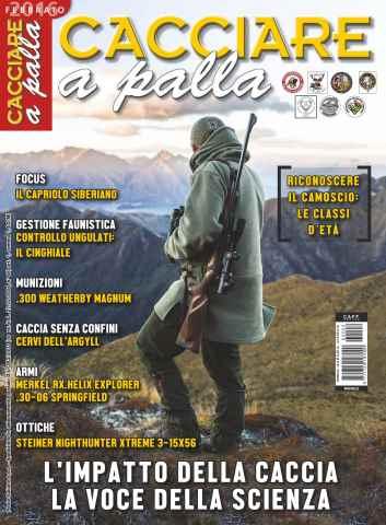 CACCIARE A PALLA issue FEBBRAIO 2016