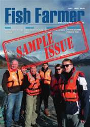 Fish Farmer Magazine issue Fish Farmer Magazine Sample Issue