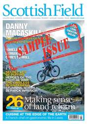 Scottish Field Magazine Sample Issue issue Scottish Field Magazine Sample Issue