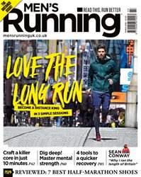 Men's Running issue mar16