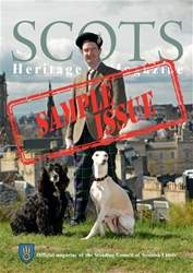 SCOTS Heritage Magazine - Sample Issue issue SCOTS Heritage Magazine - Sample Issue