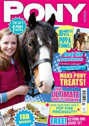 Pony Magazine issue  PONY Magazine – March 2016