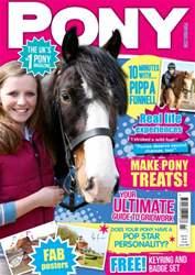 Pony Magazine issue  PONY Magazine – March 2016