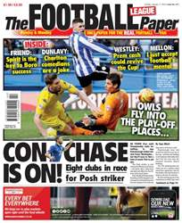 The Football League Paper issue 17th January 2016