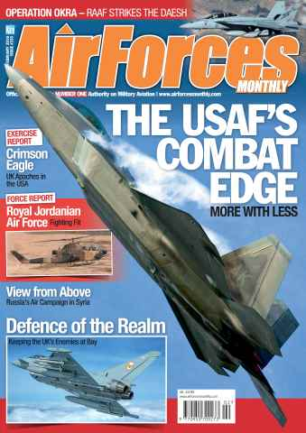 AirForces Monthly issue February 2016