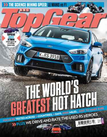Top Gear issue March 2016