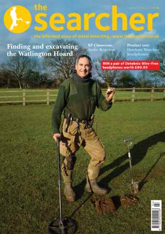 The Searcher issue March 2016
