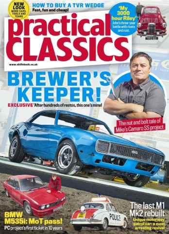 Practical Classics issue March 2016