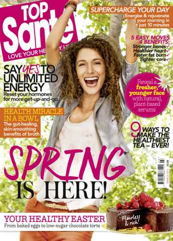 Top Sante issue March 2016