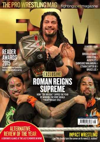 Fighting Spirit Magazine issue Issue 128