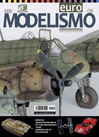Euromodelismo issue EuroModelismo265