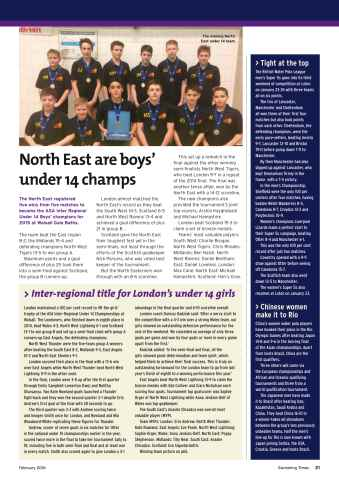 Swimming Times Preview 23