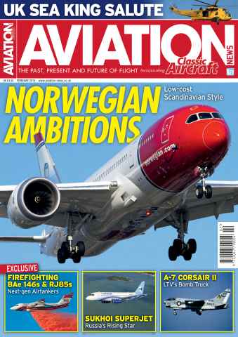 Aviation News issue February 2016