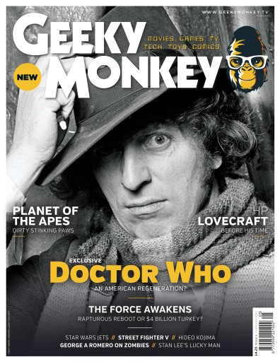 Geeky Monkey issue Geeky Monkey 005