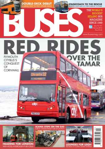 Buses Magazine issue February 2016