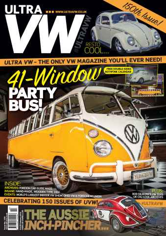 Ultra VW issue Ultra VW February 2015 issue 150