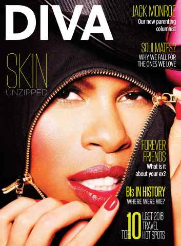 DIVA Magazine issue February 2016