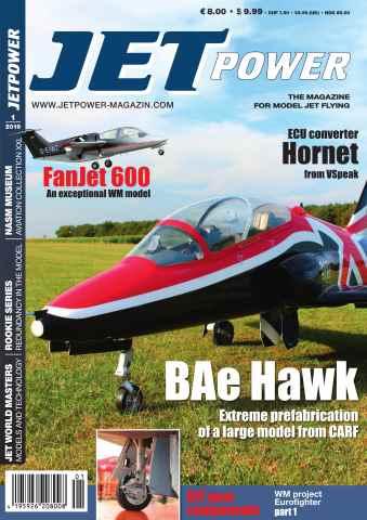 Jetpower issue 1 2016