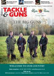Tackle & Guns issue February 2016