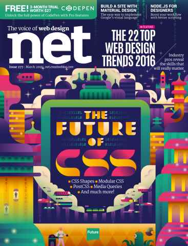 net issue March 2016