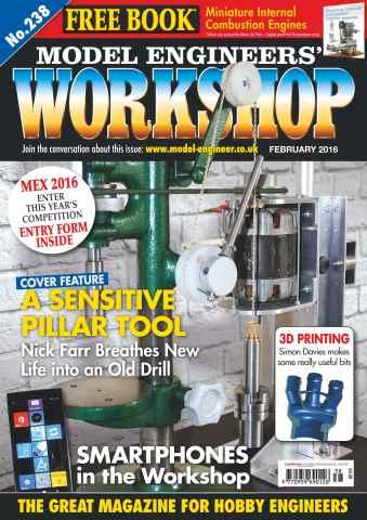 Model Engineers' Workshop Magazine issue February 2016