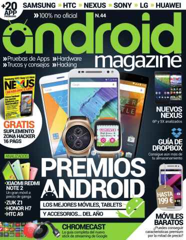 Android Magazine issue 44