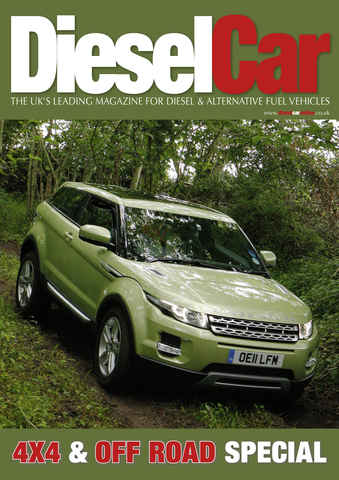 Diesel Car Special Editions issue Diesel Car 4x4s
