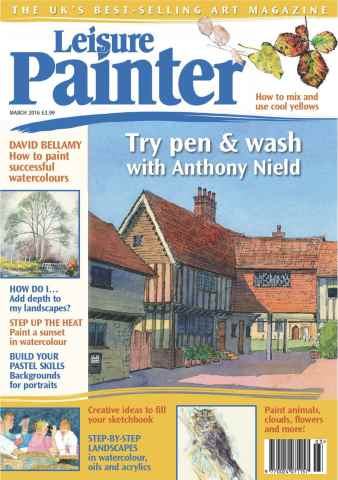 Leisure Painter issue March 16
