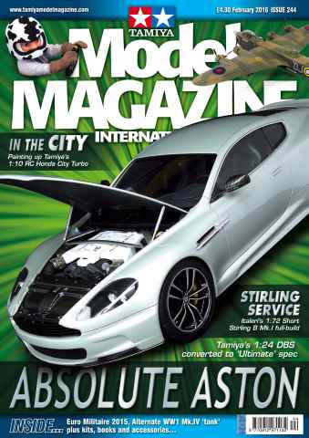 Tamiya Model Magazine Preview 1