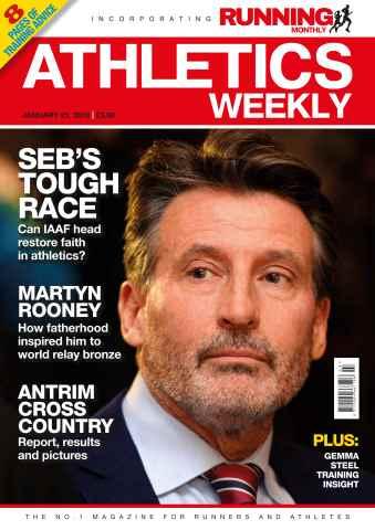 Athletics Weekly issue 21/01/2016