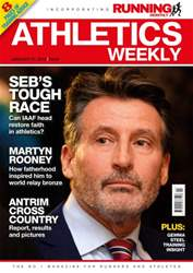 Athletics Weekly issue 21/01/2016