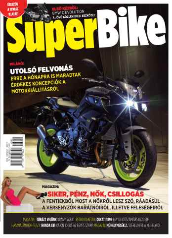 Superbike Hungary issue Feb-16