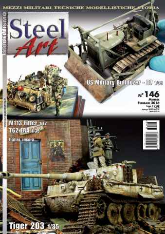 Steel Art issue 146