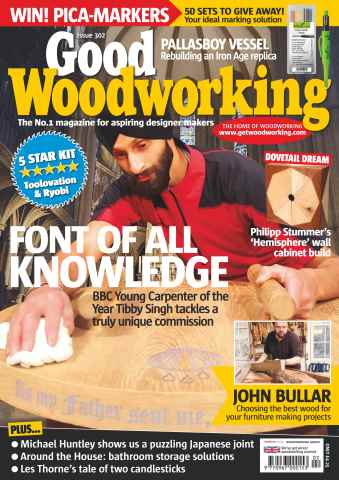 Good Woodworking issue February 2016