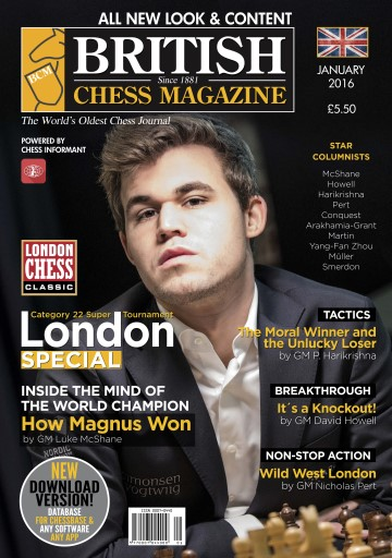British Chess Magazine Preview