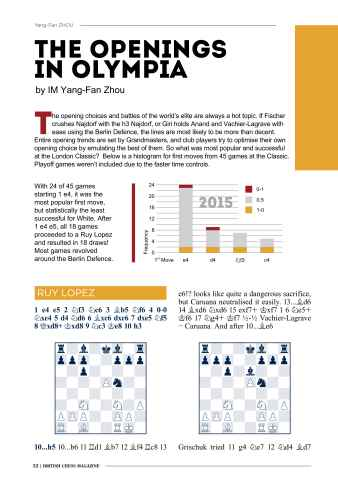 British Chess Magazine Preview 32