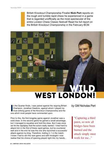 British Chess Magazine Preview 44