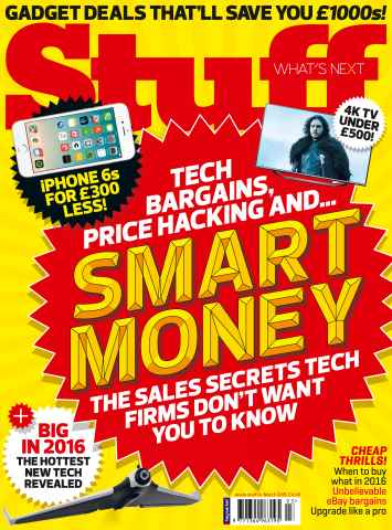 Stuff issue March 2016